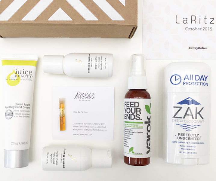 LaRitzy Cruelty-Free Subscription Box