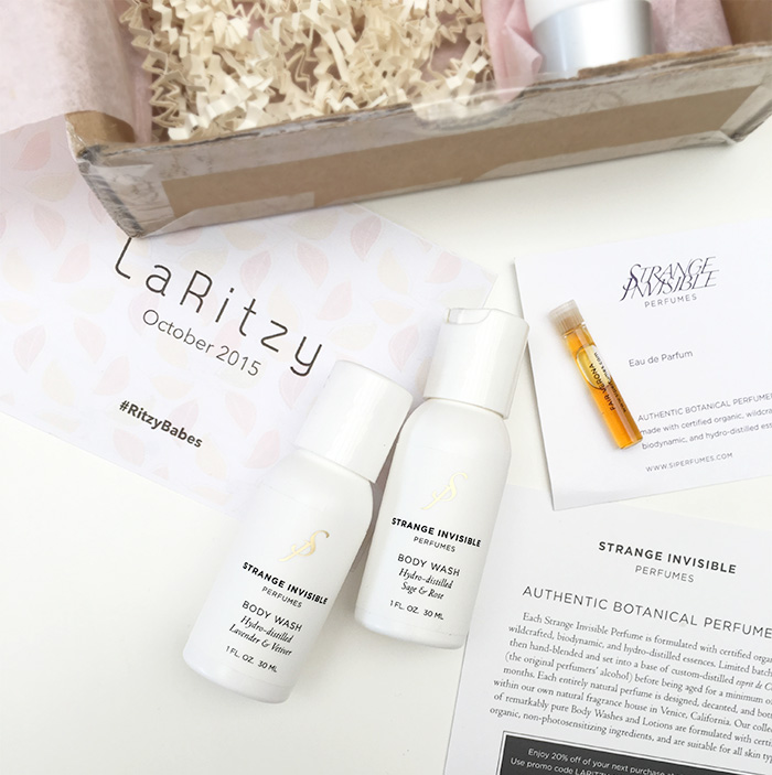 LaRitzy offers deluxe sample sizes of cruelty-free and vegan beauty products