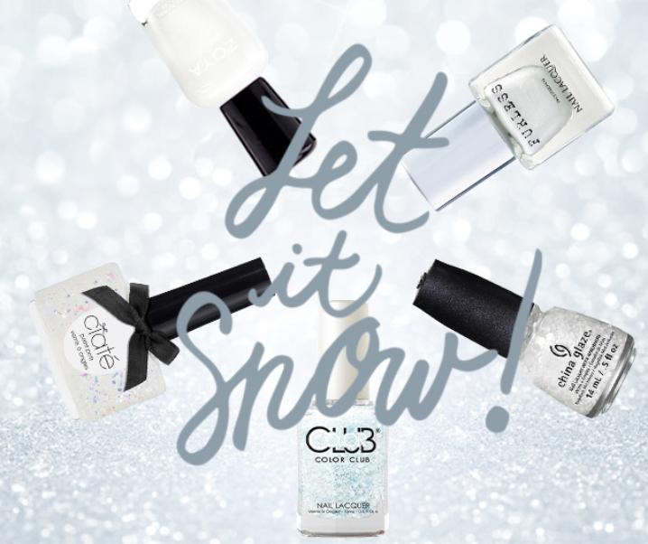 Let It Snow – Cruelty-Free & Vegan Nail Polish