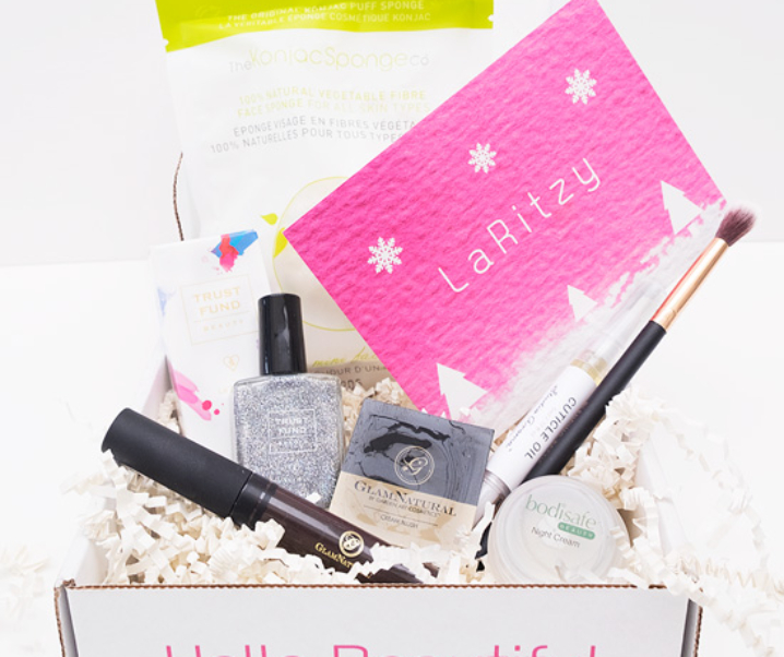 Why This Month's LaRitzy Vegan Beauty Box is My Absolute Favourite!