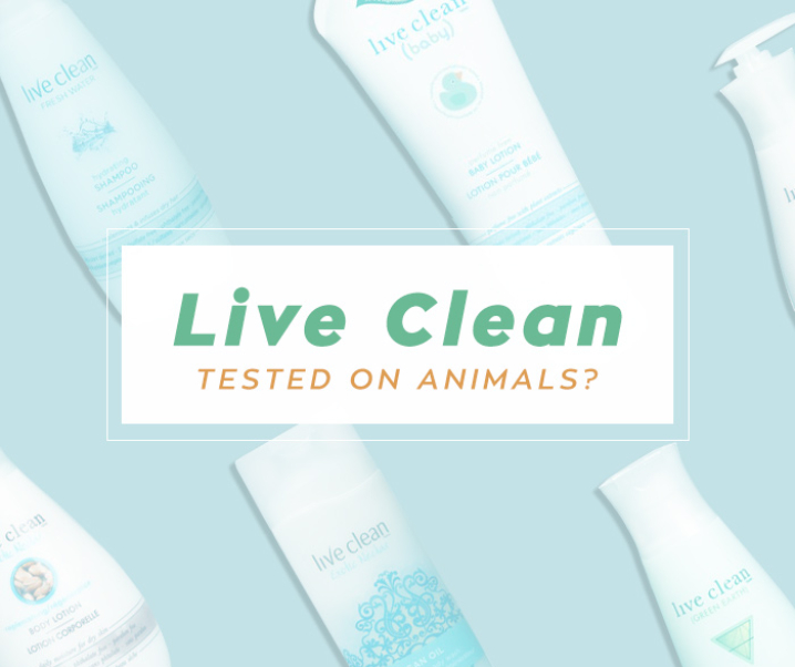 Is Live Clean Tested on Animals or Cruelty-Free?