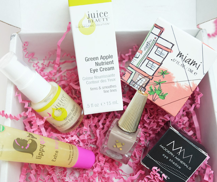 LaRitzy March 2016 Vegan & Cruelty-Free Beauty Box!