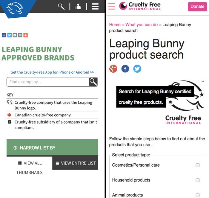 LeapingBunny_List