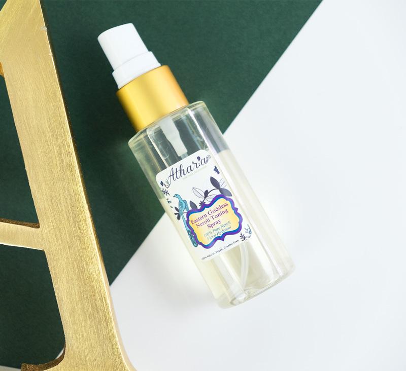Athar'a Pure Vegan Neroli Toning Spray