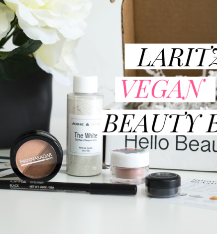 LaRitzy Vegan Cruelty-Free Beauty Box – June 2016