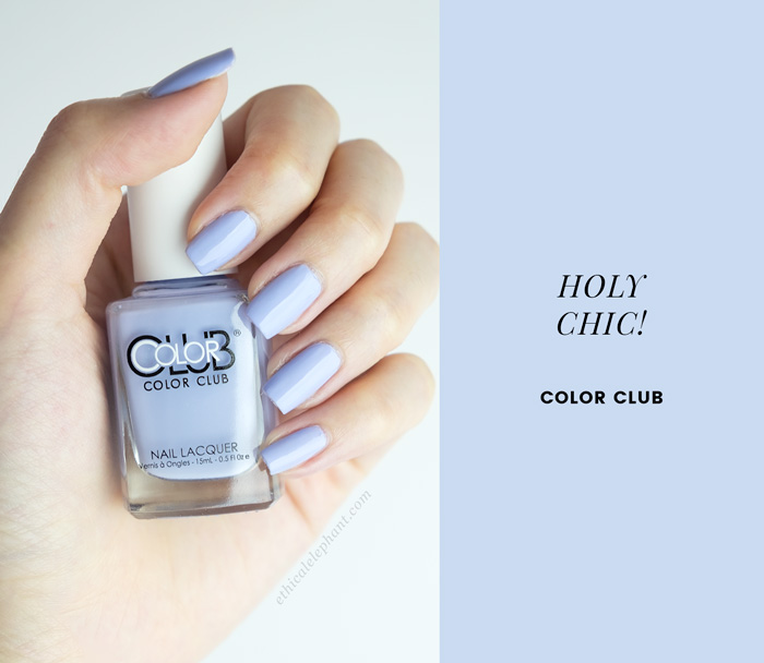 Holy Chic! by Color Club Nail Polish
