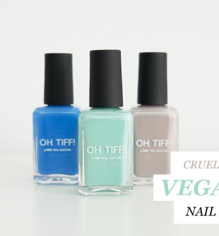 OH TIFF! Vegan, 5-Free Nail Polish Review