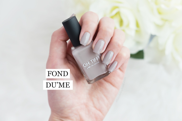 Review: Fond Du'Me by OH TIFF!