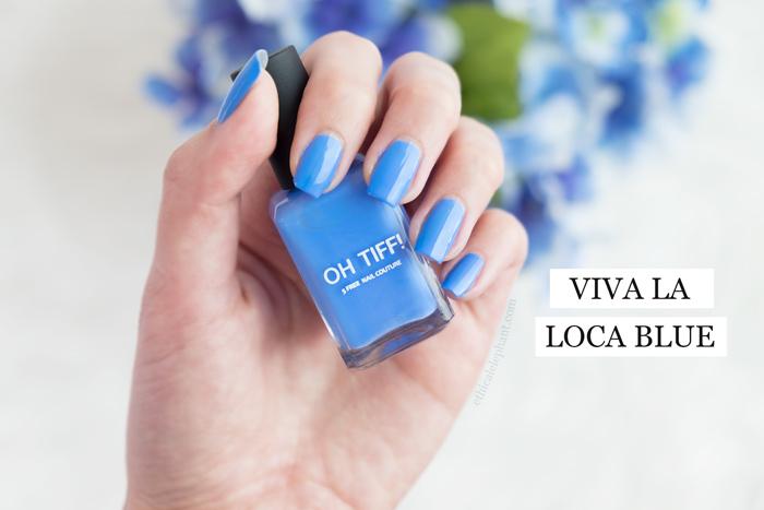 Review: Viva La Loca Blue by OH TIFF!