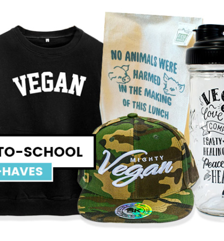 Back to School Essentials for Vegan Activism