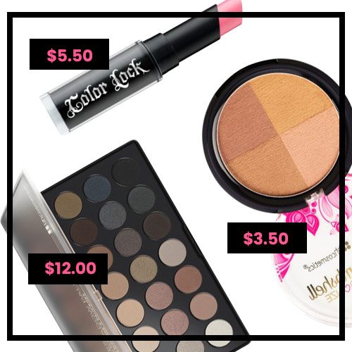 bh cosmetics is a super affordable cruelty-free and vegan makeup option!