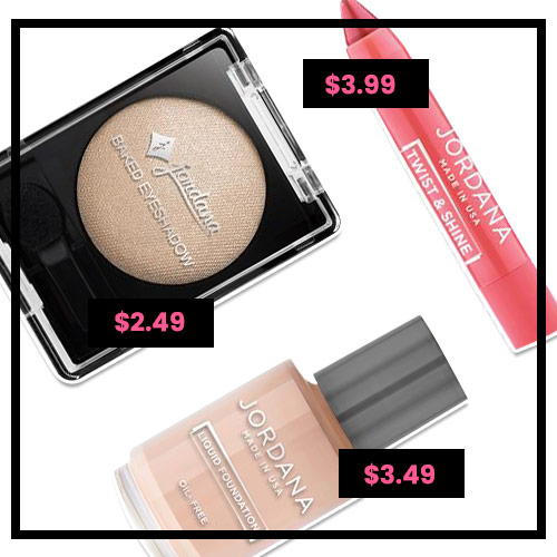 Jordana is a super affordable cruelty-free and vegan makeup option!