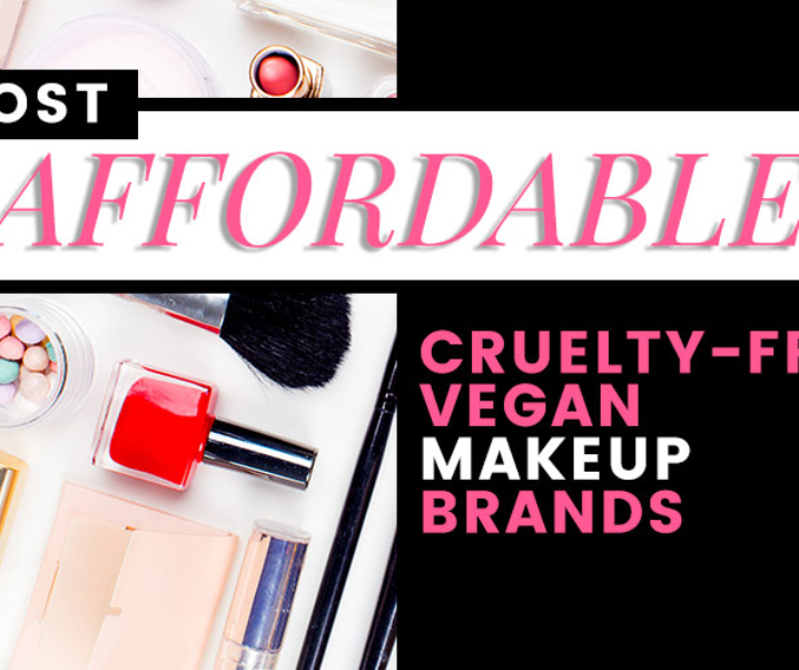 Most Affordable Cruelty-Free & Vegan Make-up Brands