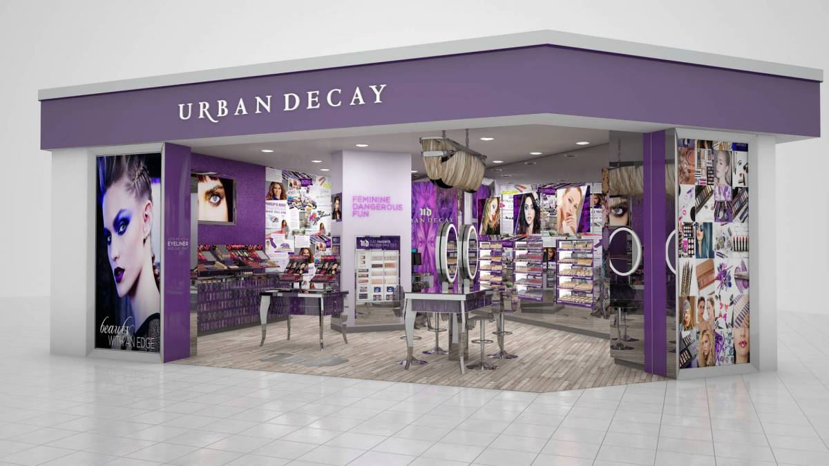 Urban Decay Opening First Canadian Store!