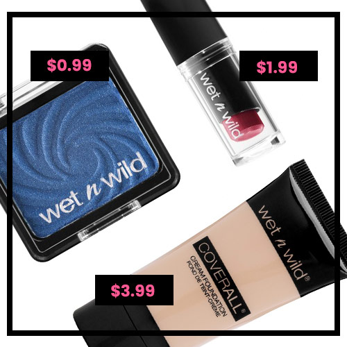 wet n wild beauty is a super affordable cruelty-free and vegan makeup option!
