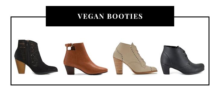 Vegan Booties