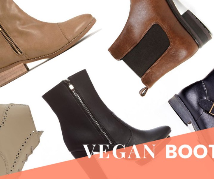 The Ultimate Guide to Vegan Boots – 24 Pairs & No Animals Harmed!