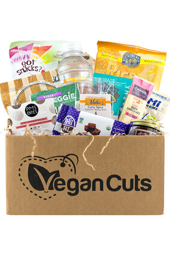 Vegan Cuts Harvest Box