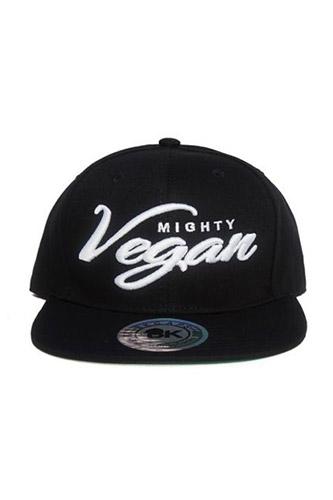 Mighty Vegan Hats