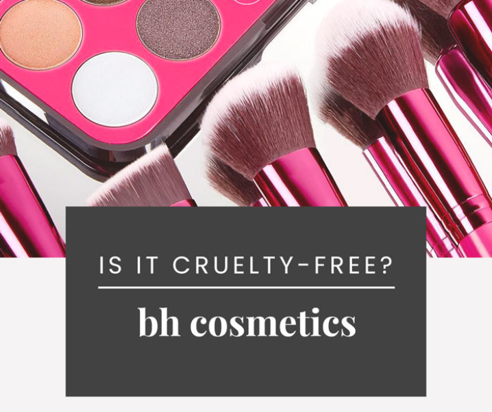 Is BH Cosmetics Cruelty-Free? | BH Cosmetics Vegan Product List