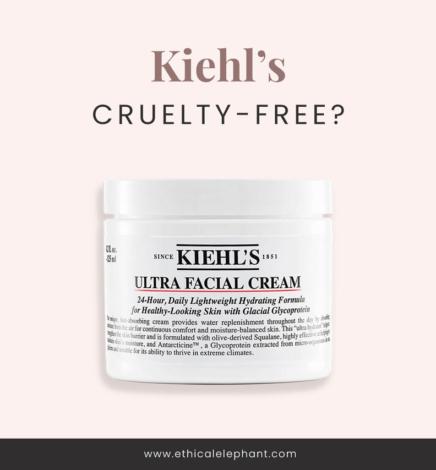 Is Kiehl's Cruelty-Free? | Kiehl's Cruelty-Free Status
