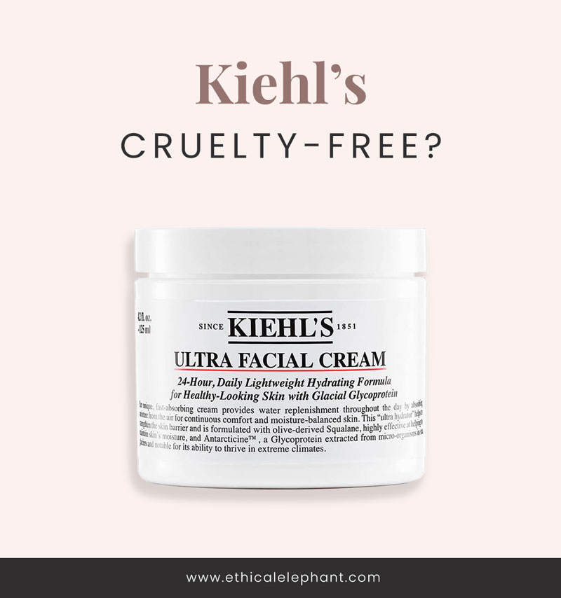 Is Kiehl's Cruelty-Free?