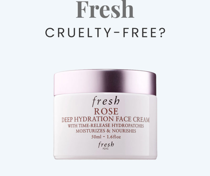 Is Fresh Cruelty-Free? | Does Fresh Test on Animals?