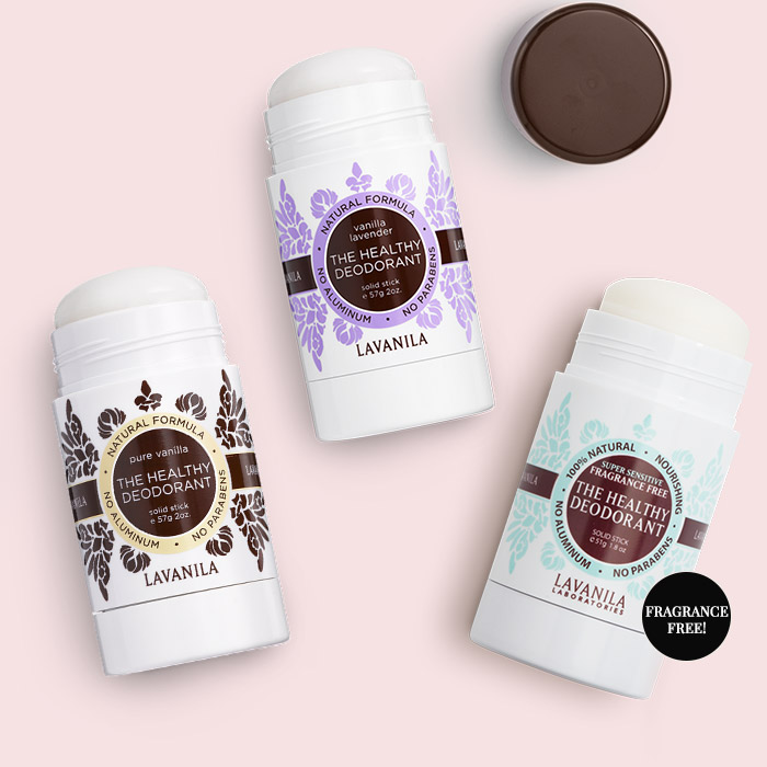 LAVANILA - Vegan Deodorant