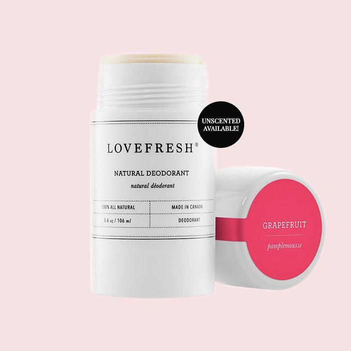 LOVEFRESH - Vegan Deodorant