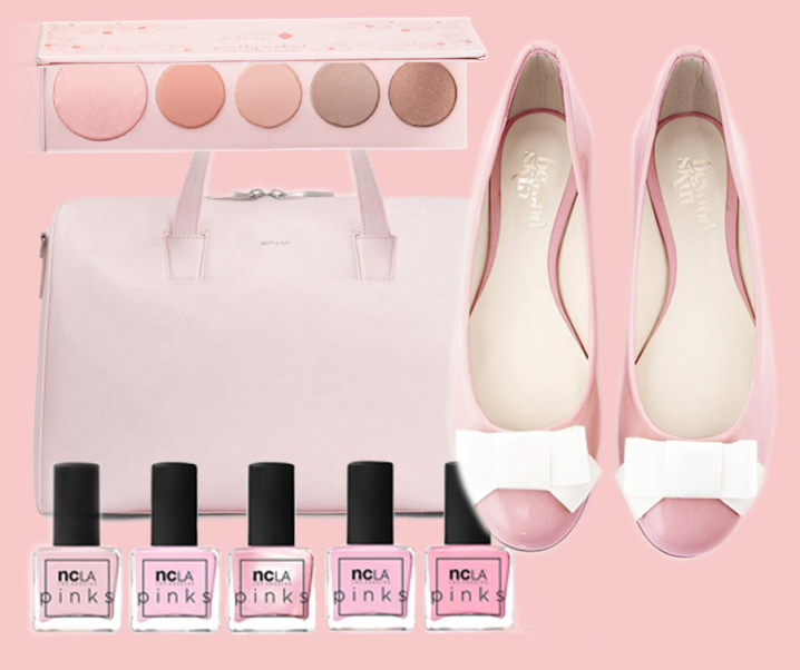 Shop the Trend: Millennial Pink (Cruelty-Free & Vegan!)