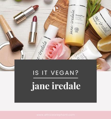 Jane Iredale Vegan Product List