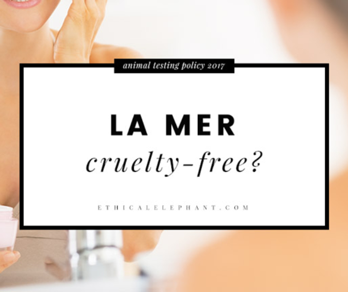 What is La Mer's Animal Testing Statement?