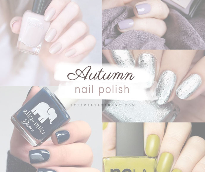 16 Autumn Nail Polish Colors I'm Obsessed With