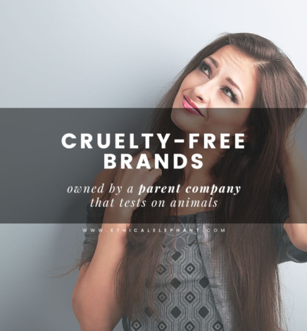 18 Cruelty-Free Brands Owned by a Company That Test on Animals