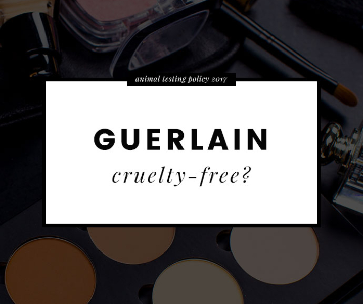 Does Guerlain Test on Animals?