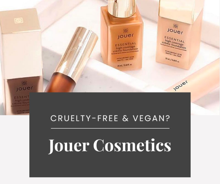 Is Jouer Cruelty-Free? | Jouer Vegan Product List