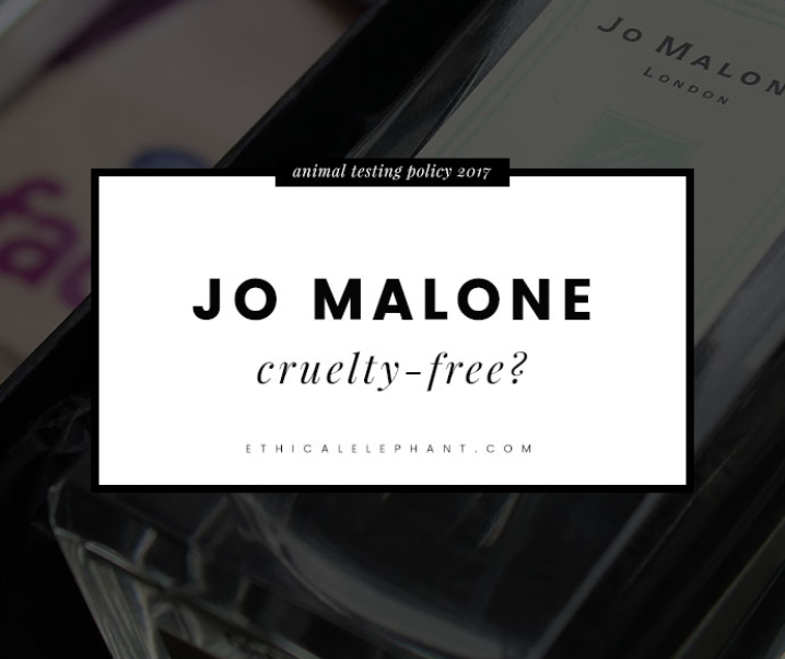 Does Jo Malone Test on Animals?