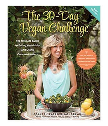 The 30 Day Vegan Challenge Cookbook