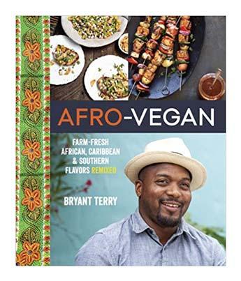 Afro-Vegan Cookbook