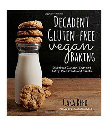 Decadent Gluten-Free Vegan Baking Cookbook