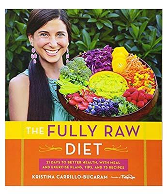 Fully Raw Diet Vegan Cookbook
