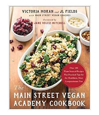 Main Street Vegan Academy Vegan Cookbook
