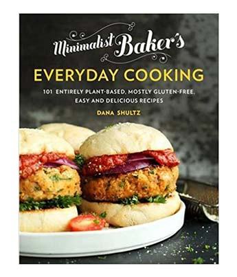 Minimalist Baker's Everyday Cooking Vegan Cookbook