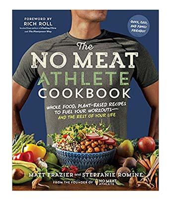 No Meat Athlete Vegan Cookbook