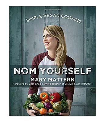 Nom Yourself Vegan Cookbook