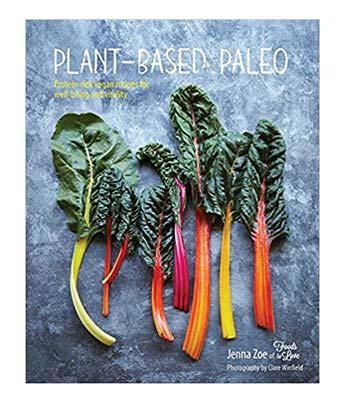 Plant-based Paleo Vegan Cookbook