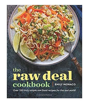 The Raw Deal Vegan Cookbook