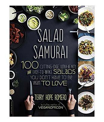 Salad Samurai Vegan Cookbook