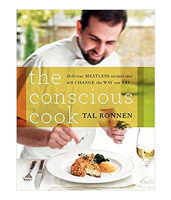 The Conscious Cook Vegan Cookbook