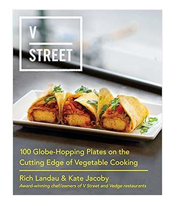 V Street Vegan Cookbook